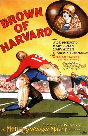 Brown of Harvard - Movie Poster (thumbnail)