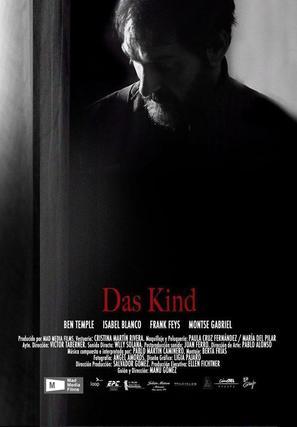 Das Kind - Spanish Movie Poster (thumbnail)
