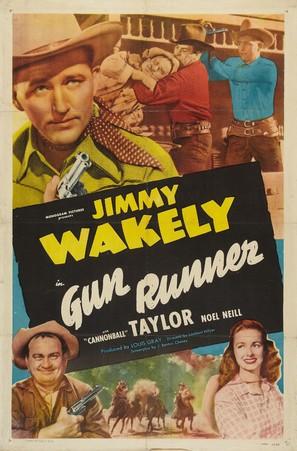 Gun Runner - Movie Poster (thumbnail)
