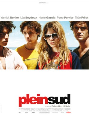 Plein sud - French Movie Poster (thumbnail)
