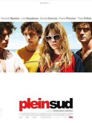 Plein sud - French Movie Poster (thumbnail)