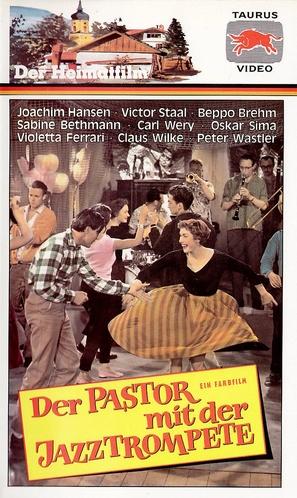 Trompeten der Liebe - German VHS movie cover (thumbnail)