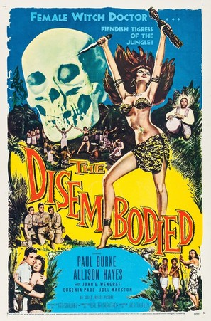 The Disembodied - Movie Poster (thumbnail)