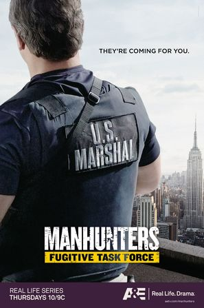 """Manhunters: Fugitive Task Force"" - Movie Poster (thumbnail)"