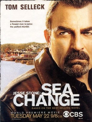 Jesse Stone: Sea Change - Movie Poster (thumbnail)