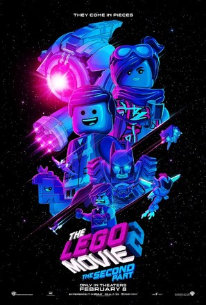 The Lego Movie 2: The Second Part - Movie Poster (thumbnail)
