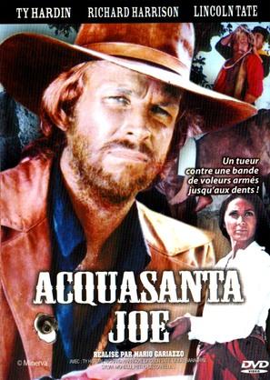 Acquasanta Joe - French Movie Cover (thumbnail)