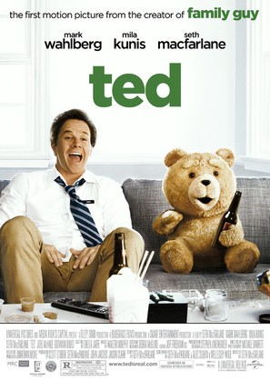 Ted - Movie Poster (thumbnail)