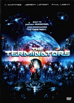 The Terminators - DVD movie cover (thumbnail)
