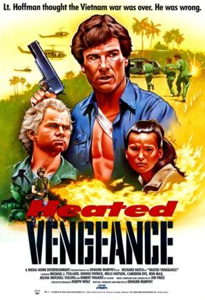 Heated Vengeance - Movie Poster (thumbnail)