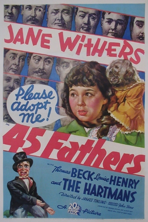 45 Fathers - Movie Poster (thumbnail)