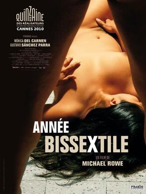 Año bisiesto - French Movie Poster (thumbnail)