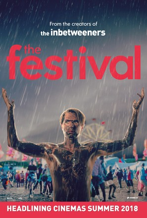 The Festival - British Movie Poster (thumbnail)