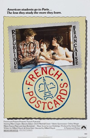 French Postcards - Movie Poster (thumbnail)