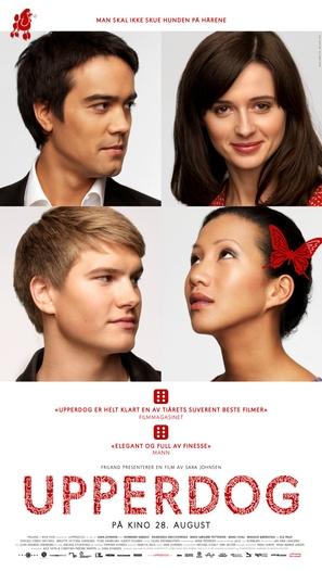 Upperdog - Norwegian Movie Poster (thumbnail)