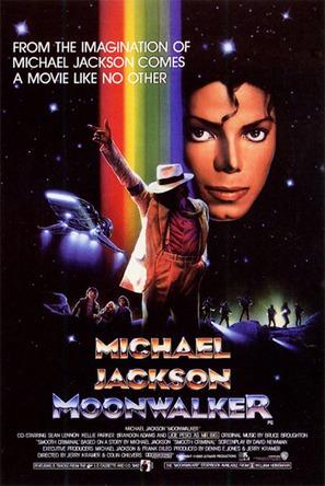 Moonwalker - Movie Poster (thumbnail)