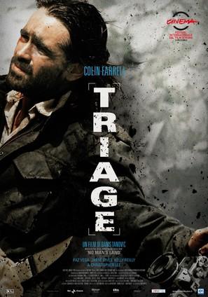 Triage - Italian Movie Poster (thumbnail)