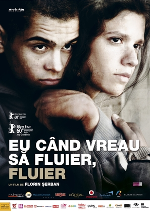 Eu cand vreau sa fluier, fluier - Romanian Movie Poster (thumbnail)