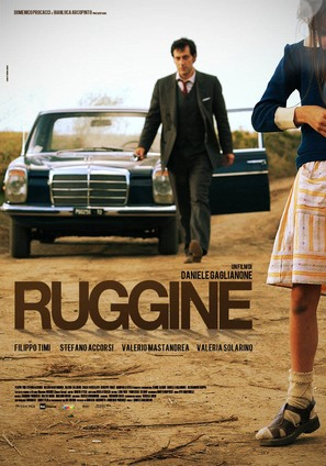 Ruggine - Italian Movie Poster (thumbnail)