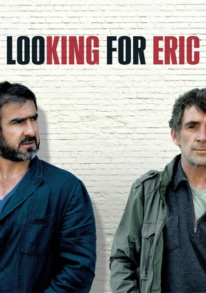 Looking for Eric - Danish Movie Poster (thumbnail)