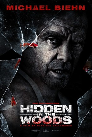 Hidden in the Woods - Movie Poster (thumbnail)