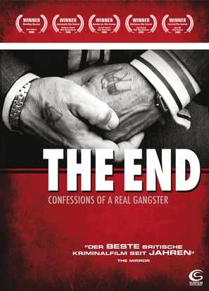 The End - German Movie Cover (thumbnail)