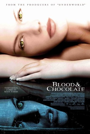 Blood and Chocolate - Movie Poster (thumbnail)