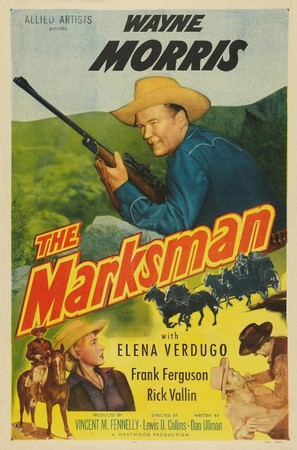 The Marksman - Movie Poster (thumbnail)