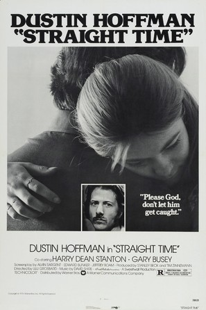 Straight Time - Movie Poster (thumbnail)