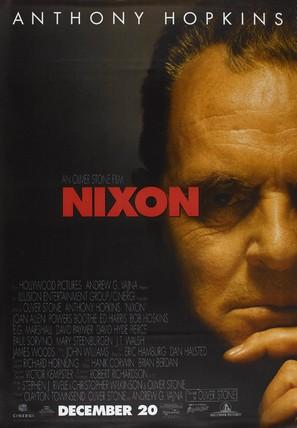 Nixon - Movie Poster (thumbnail)