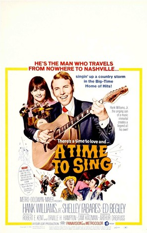 A Time to Sing - Movie Poster (thumbnail)