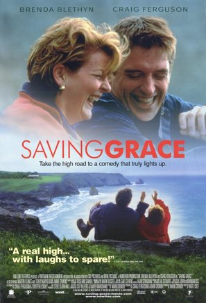 Saving Grace - Movie Poster (thumbnail)