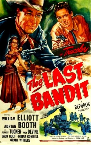 The Last Bandit - Movie Poster (thumbnail)