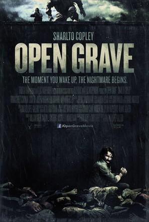 Open Grave - Movie Poster (thumbnail)
