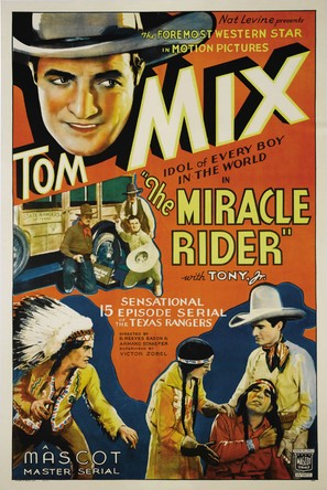 The Miracle Rider - Movie Poster (thumbnail)
