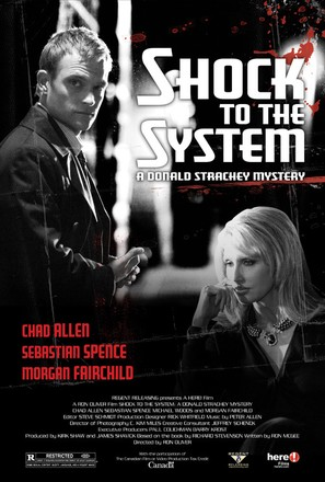Shock to the System - Movie Poster (thumbnail)