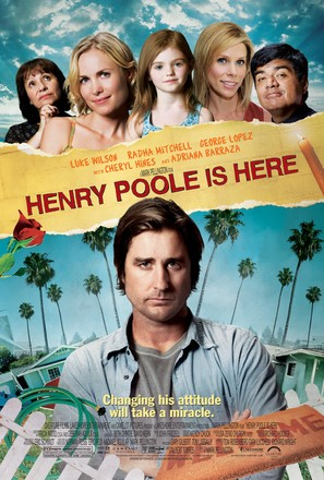 Henry Poole Is Here - Movie Poster (thumbnail)