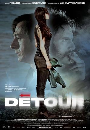 Détour - Canadian Movie Poster (thumbnail)
