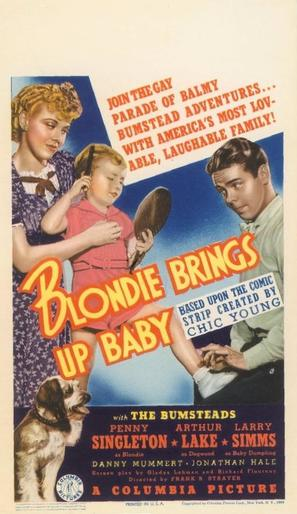 Blondie Brings Up Baby - Movie Poster (thumbnail)