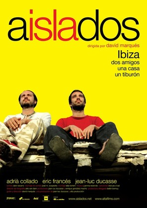 Aislados - Spanish Movie Poster (thumbnail)