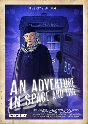 An Adventure in Space and Time - British Movie Poster (thumbnail)