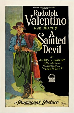 A Sainted Devil - Movie Poster (thumbnail)