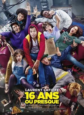 16 ans... ou presque - French Movie Poster (thumbnail)