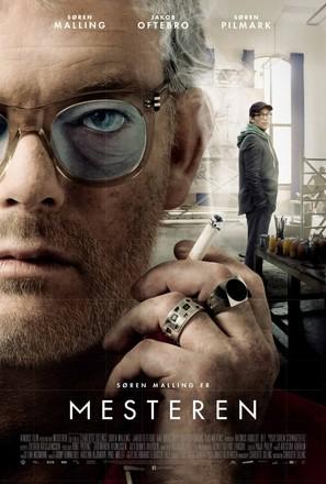 Mesteren - Danish Movie Poster (thumbnail)