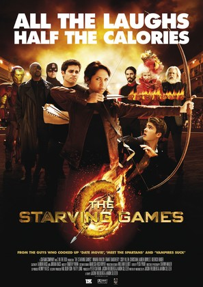 The Starving Games - Movie Poster (thumbnail)