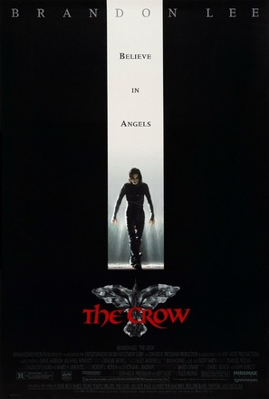 The Crow - Movie Poster (thumbnail)