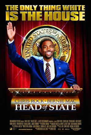Head Of State - Movie Poster (thumbnail)