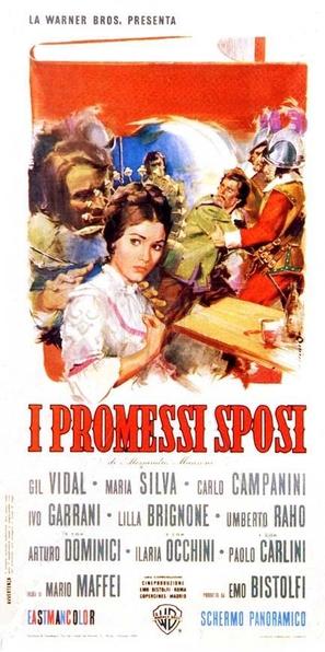 I promessi sposi - Italian Movie Poster (thumbnail)