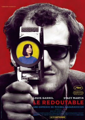 Le redoutable - French Movie Poster (thumbnail)