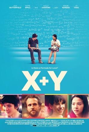 X+Y - British Movie Poster (thumbnail)